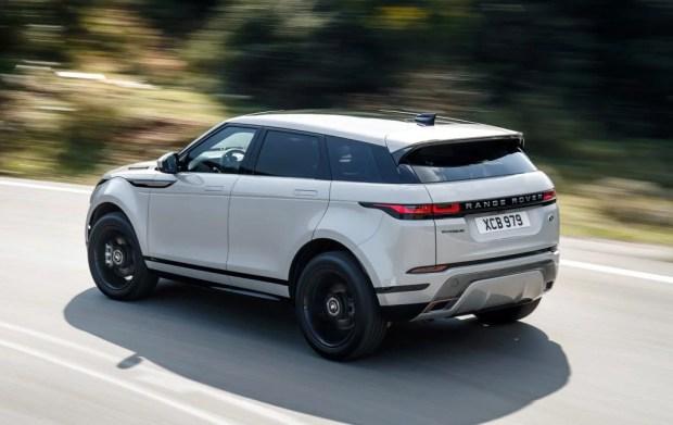 Range Rover Evoque 2020 Test Sürüşü