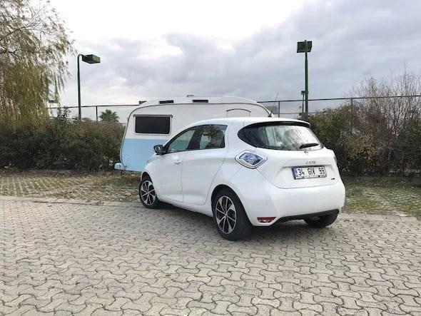 Renault Zoe 2018 Test Sürüşü