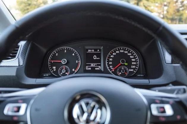 Volkswagen Caddy Alltrack 2018 Test Sürüşü