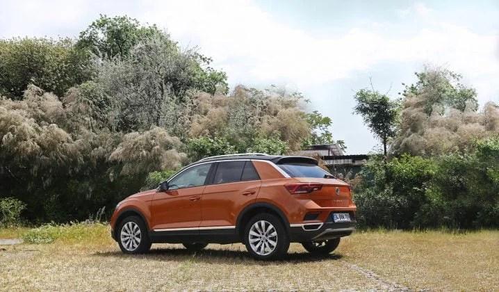 Volkswagen T-Roc 2019 Test Sürüşü