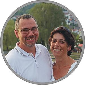 Heike und Peter Otparlik