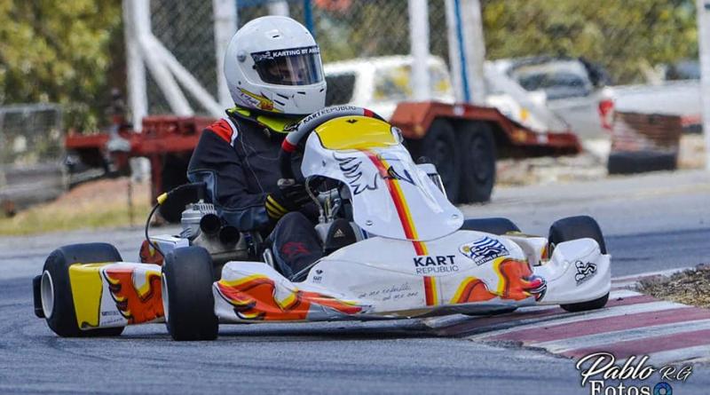 Kart Club San José presente en el inicio de la temporada 2021
