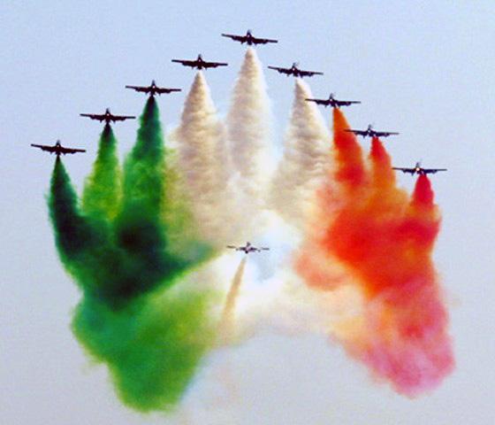 Pattuglia Nazionale Acrobatica Frecce Tricolori