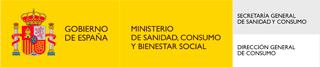 Ministerio de sanidad españa