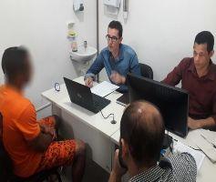 Defensoria garante documentos tardios de interno indígena do Conjunto Penal de Itabuna