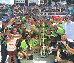 Mangabinha goleia e conquista o Campeonato Interbairros 2019