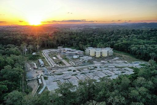 UFSB projeta conclusão do  Campus Jorge Amado da até o final do ano