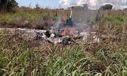 Acidente com avião mata quatro jogadores e presidente do Palmas