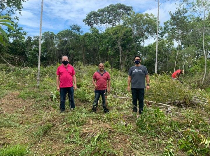 Prefeitura de Itacaré vai implantar  viveiro municipal de mudas em Água Fria