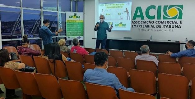 Programa Capacitar vai implementar ações estratégicas na gestão da ACI