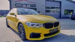 BMW m5 Foliert