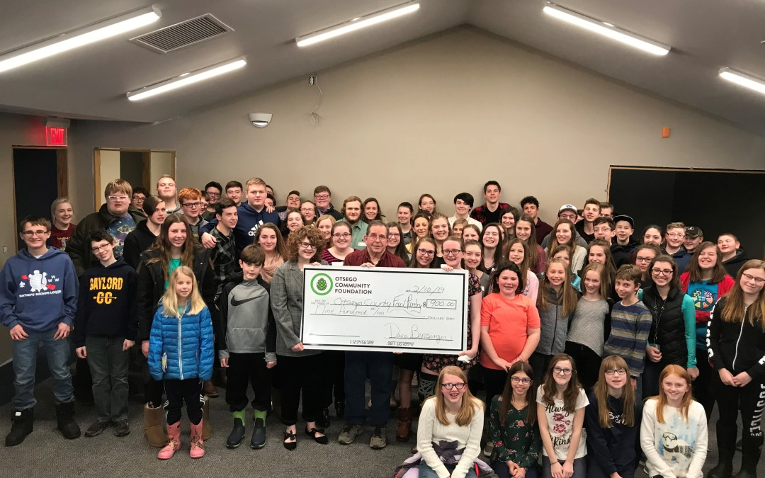Youth Philanthropy Makes an Impact During 100 Youth Who Care Event