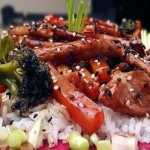 "The appeal of ""Teriyaki"""