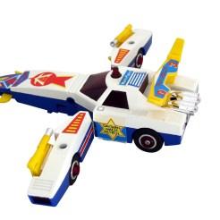 Mach Patrol - Mach Attacker - Daitarn 3