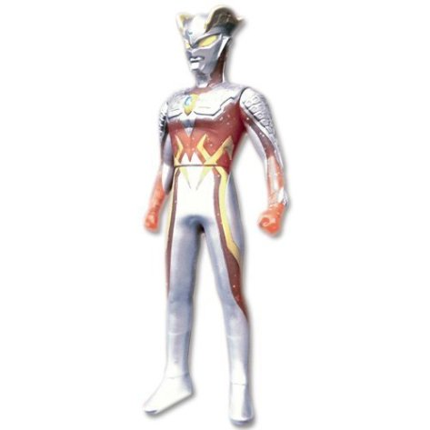Ultraman Zero Strong corona zero clear red lame VER.