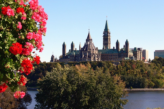 Image result for photo of parliament hill ottawa