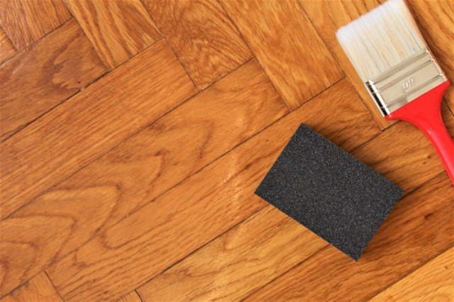How to Fix scratches on Hardwood Floors - Ottawa Diamond Flooring