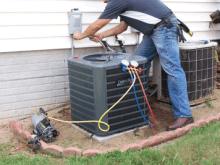 Ottawa Central Air Conditioner Repair Technician