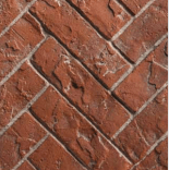 Kingsman Red Herringbone Fireplace Brick Liners Ottawa
