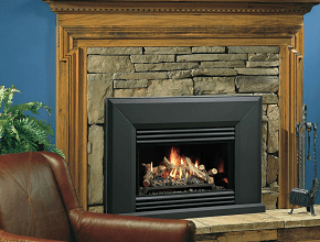 Continental Vented Gas Fireplace Inserts Sales & Installation Prices Ottawa