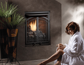 Continental Zero Clearance Vent Free Gas Fireplace Sales & Installation Prices Ottawa