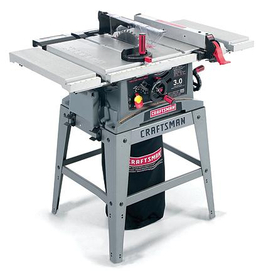 craftsman table saw you