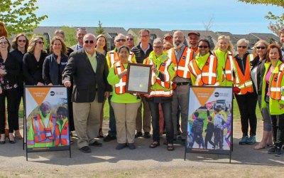 Adult Crossing Guard Appreciation Day & Ottawa's Favourite Crossing Guard