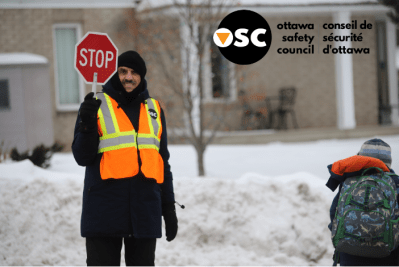 OSC Crossing Guard - Mohammad