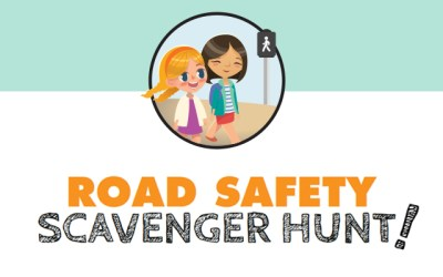 Road Safety Scavenger Hunt