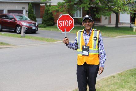 Ottawa Crossing Guard Anan