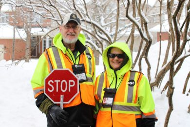 Ottawa Crossing Guards Laurie and Lenise