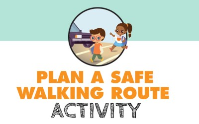 Plan a Safe Walking Route Activity