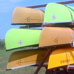 In Stock Canoes
