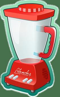 a blender 2