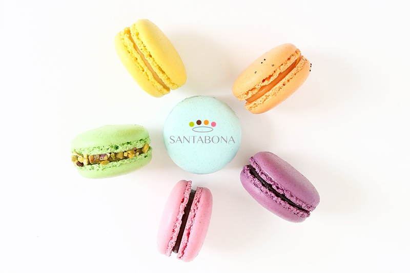 Macaron SantaBona