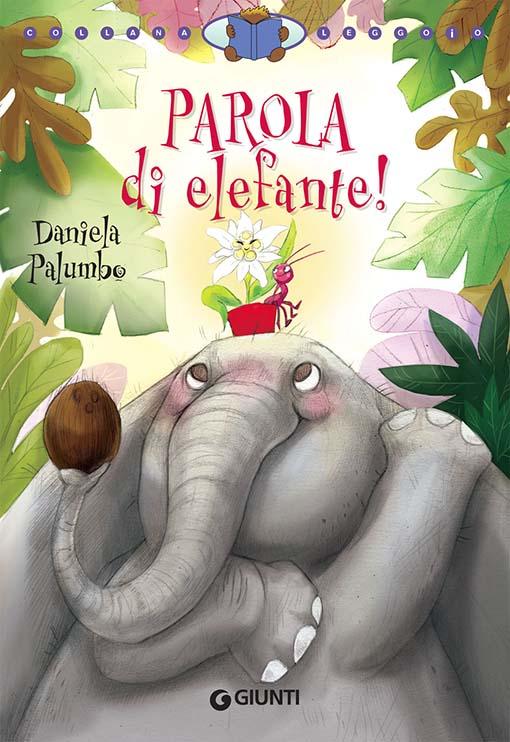 Parola di elefante, (Giunti)
