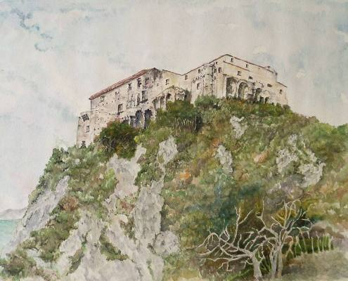 Il Castello di San Lucido, Kapp