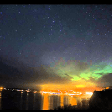 Northern Lights Gairloch