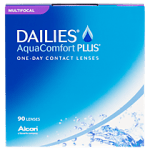 Focus dailies aqua confort plus multifocal trio pack