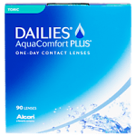 Focus dailies aqua confort plus trio pack