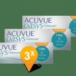 acuvue oasys 1 day toric trip pack presso ottica ticinese