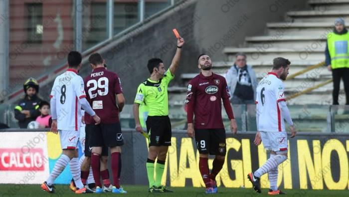 Salernitana Carpi Le Pagelle
