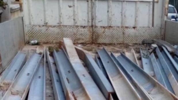 furti di furgoni e materiale ferroso e allarme nelle contrade