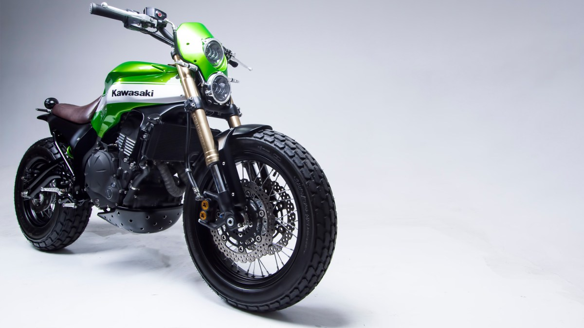 Kawasaki ER6-N Project X: Tornado indonesio