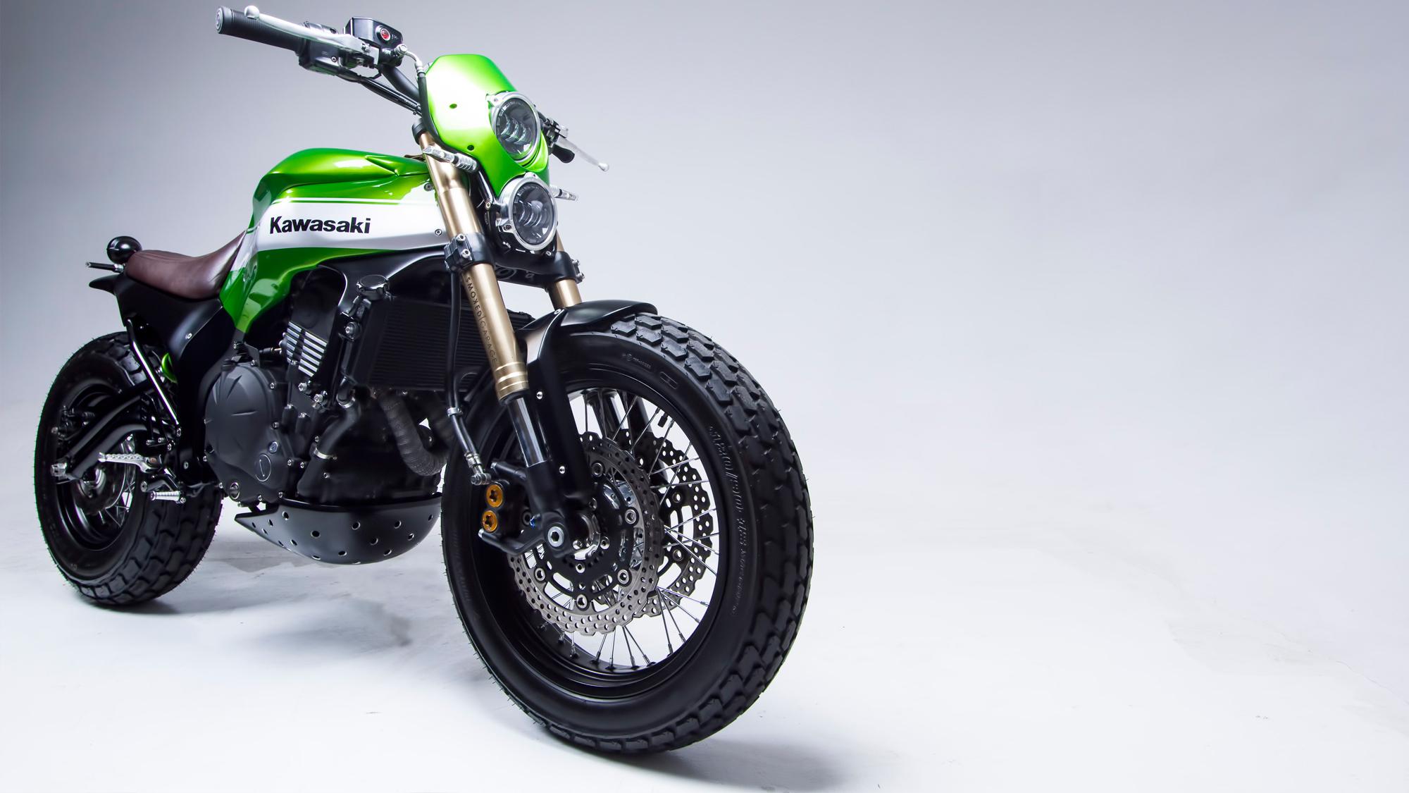 Kawasaki ER6-N Project X