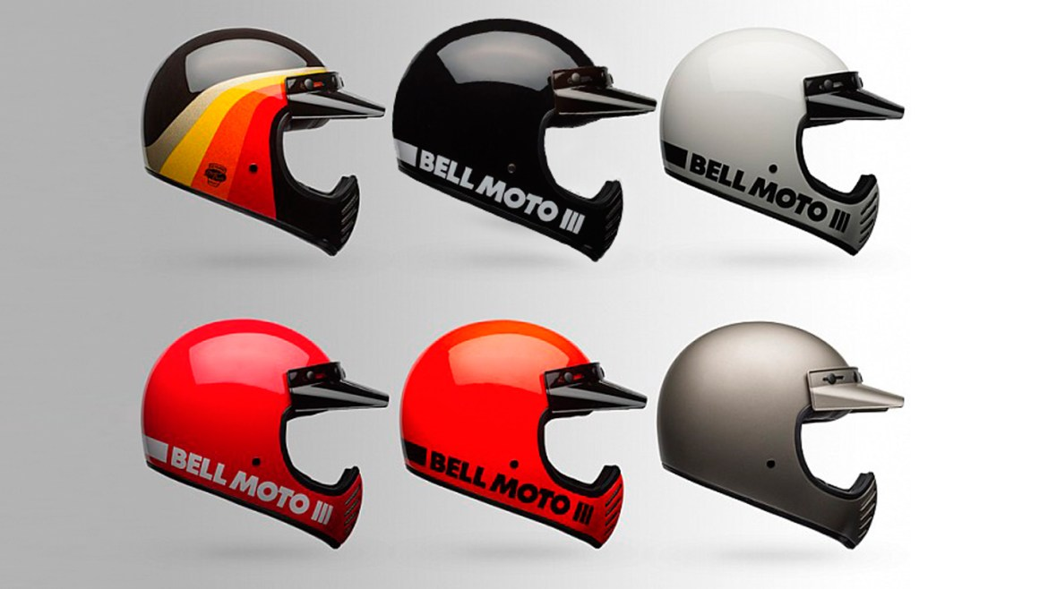 Bell Moto-3 colores