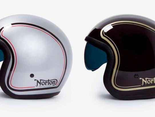 Norton helmets NZI