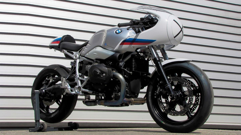 BMW R nineT Boxer Cup 2.0