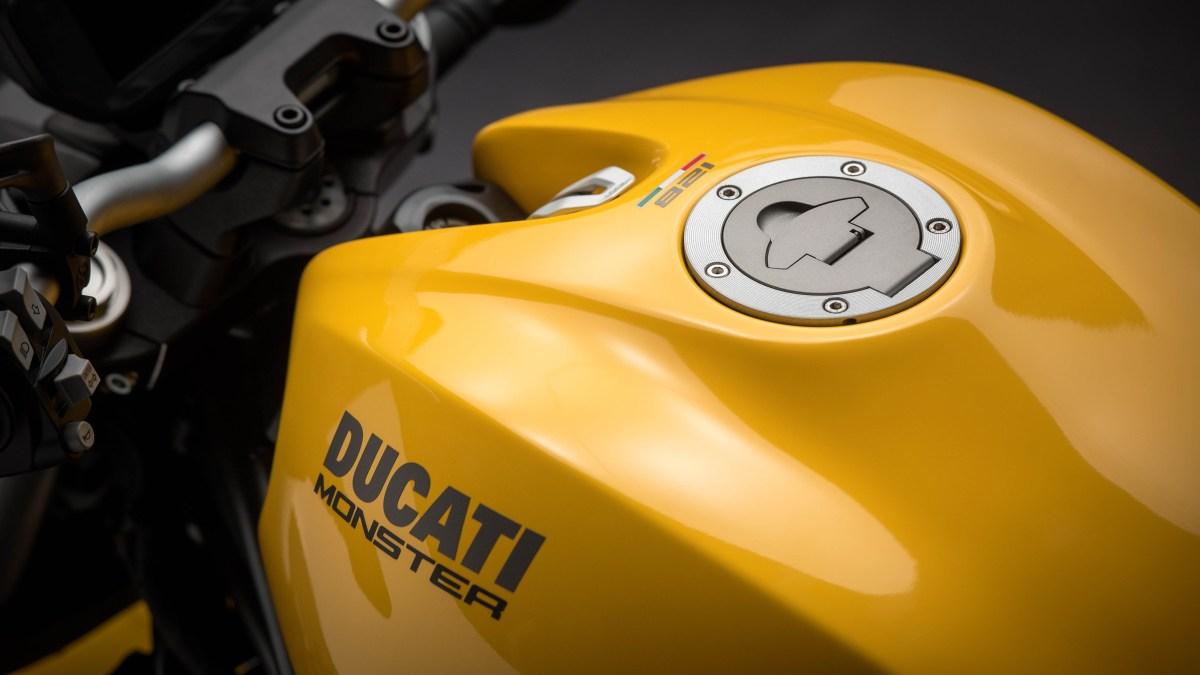 Nueva Ducati Monster 821, renovando el mito