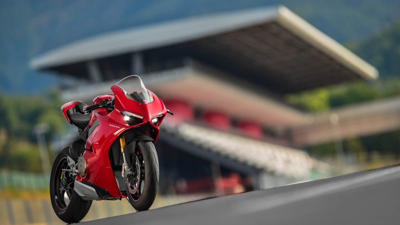 Ducati Panigale V4 S 2018